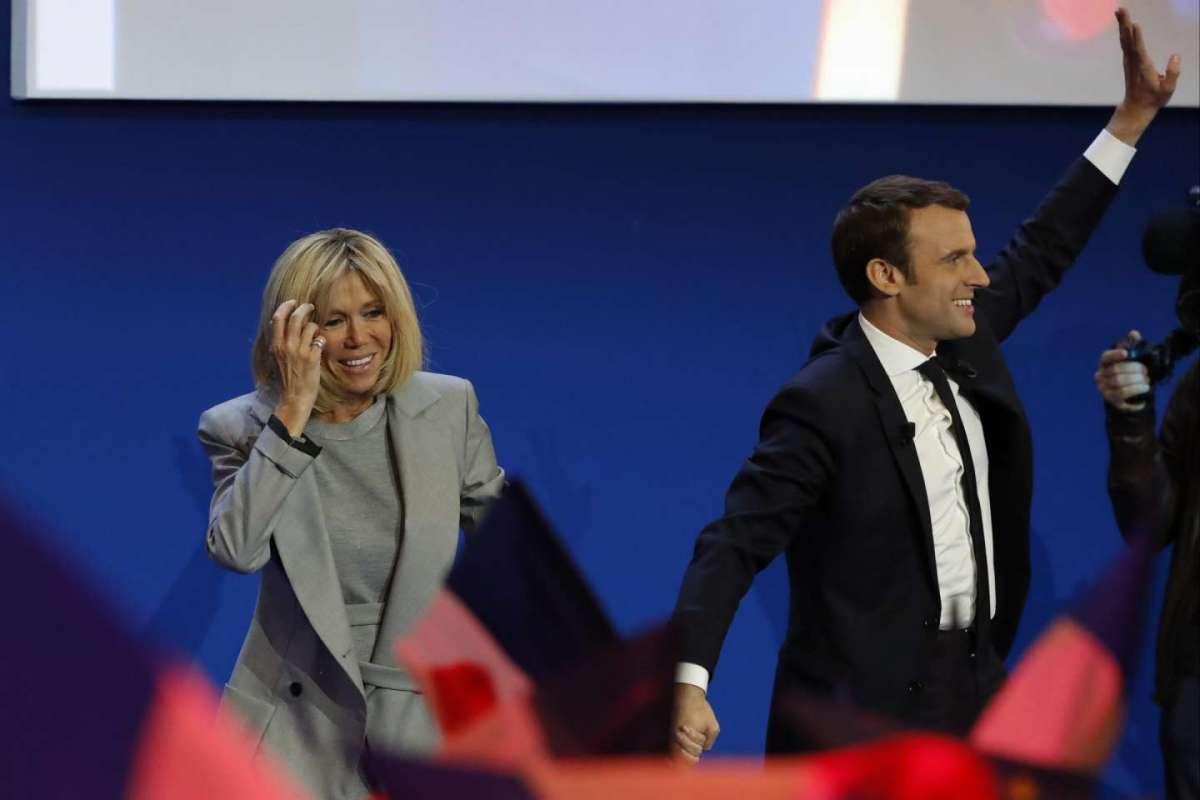 Il successo di Macron