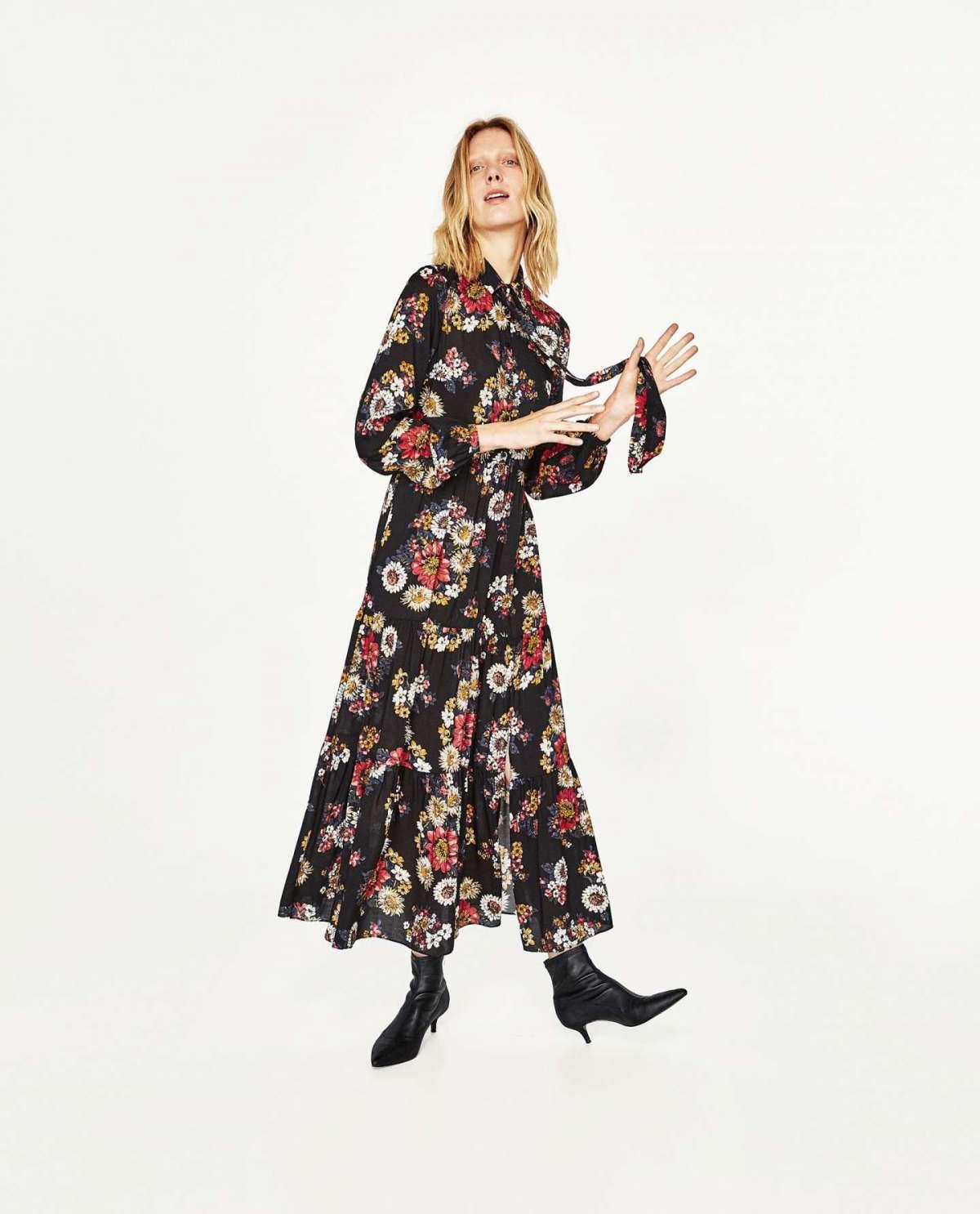 Vestito lungo Zara
