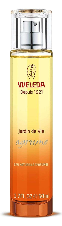 Acqua profumata corpo di Weleda