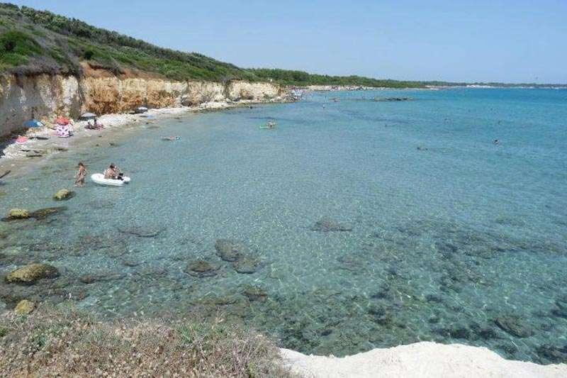 Baia dei Turchi e Alimini a Otranto