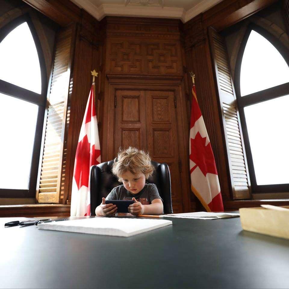 Futuro primo ministro canadese?