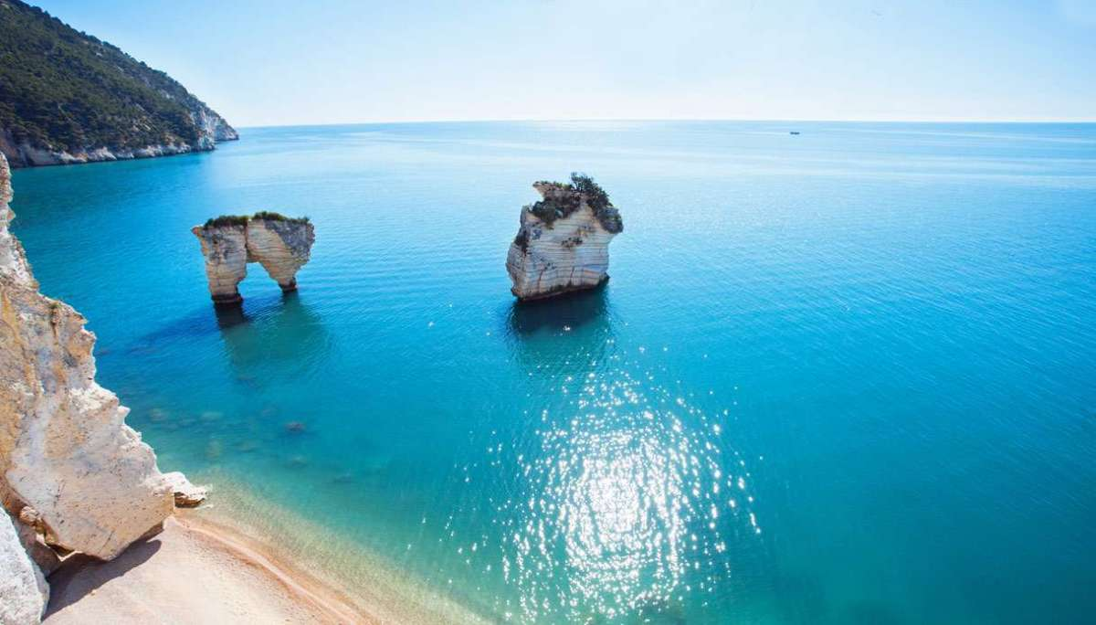 Il mare più bello della Puglia