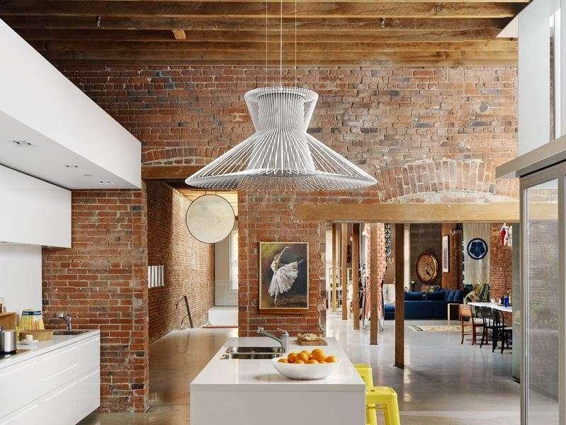 Lampade di design da scegliere per illuminare una cucina moderna