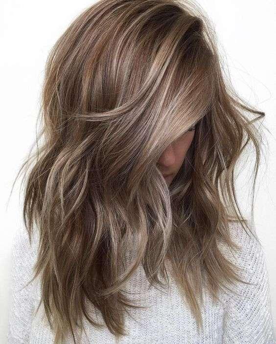Ash Brown Hair mossi