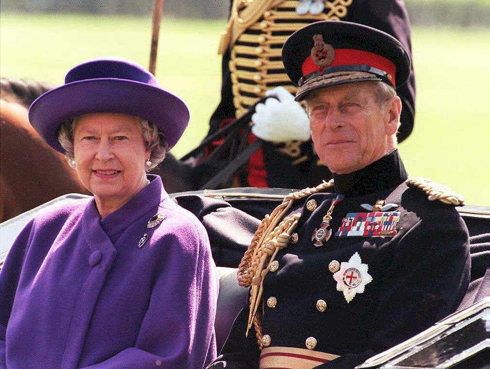 La coppia più amata d'Inghilterra