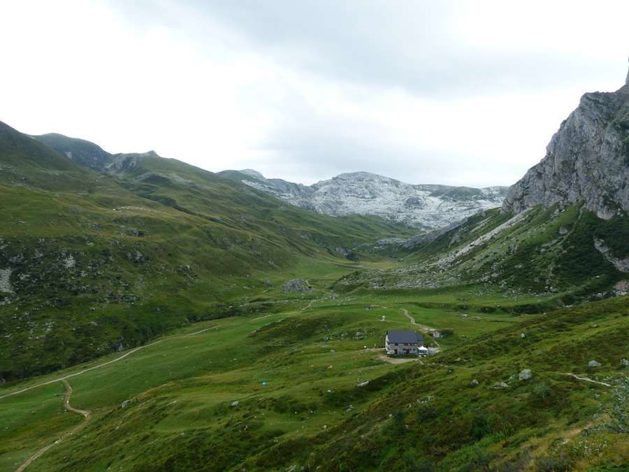 Le montagne del Piemonte
