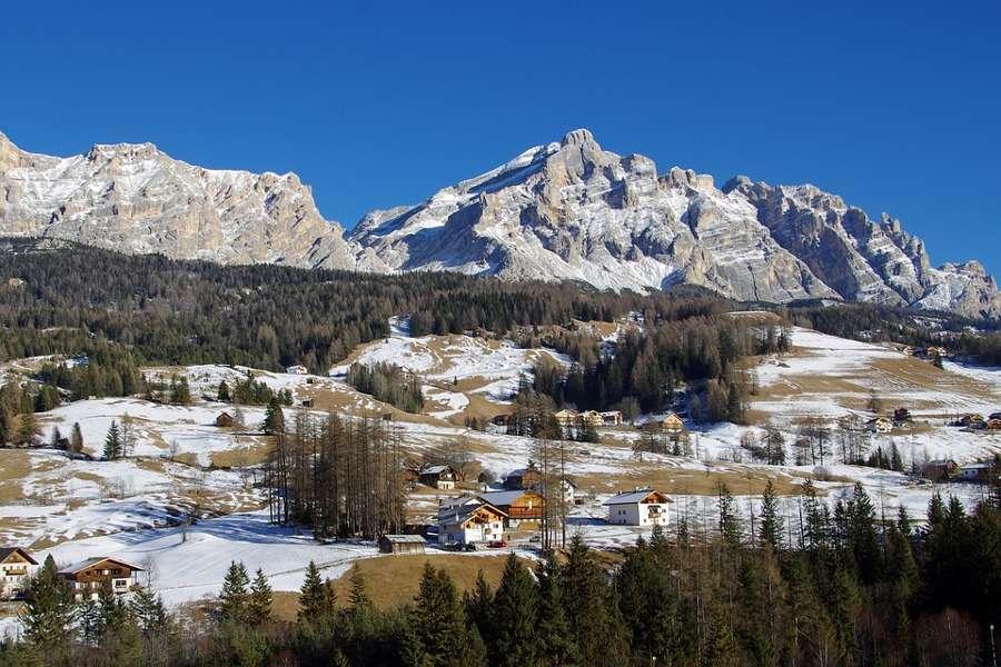 Le montagne del Trentino-Alto Adige