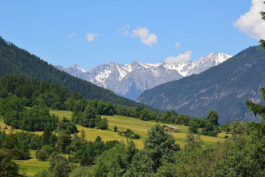 Le montagne dell'Austria