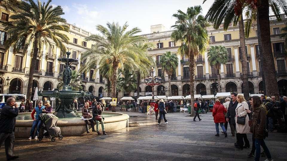 Barcellona in Spagna