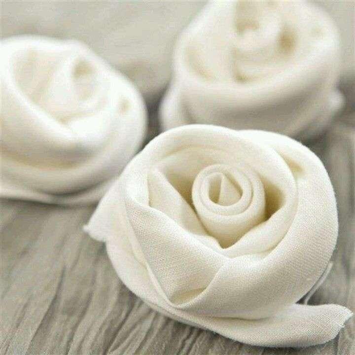 La rose di tovaglioli