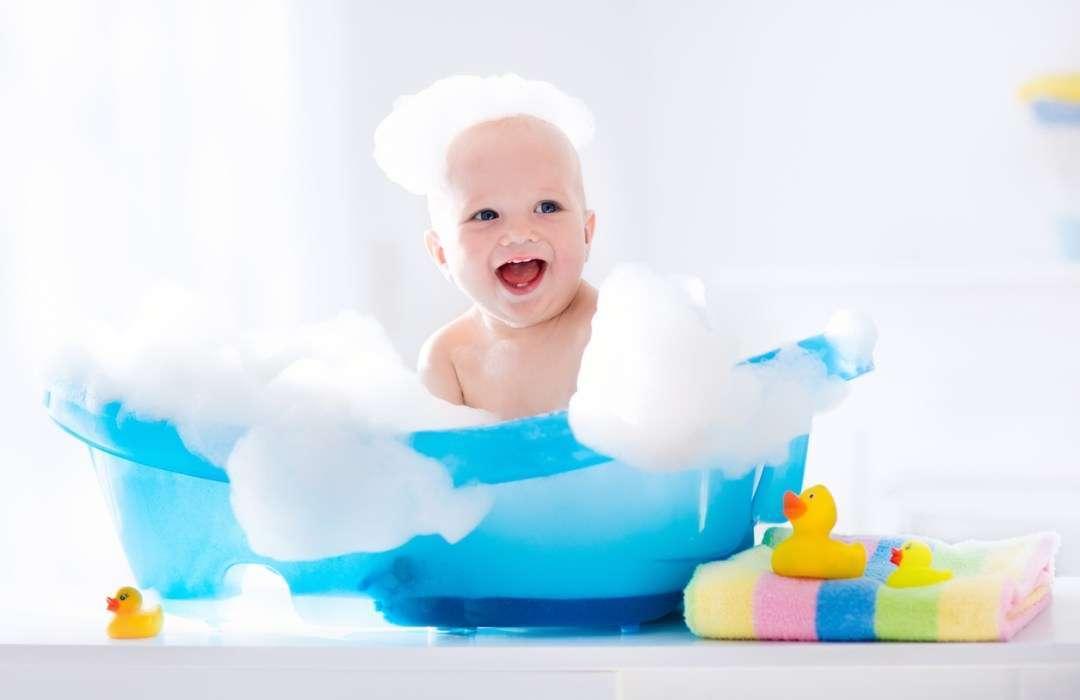 Vasche per il bagnetto del neonato
