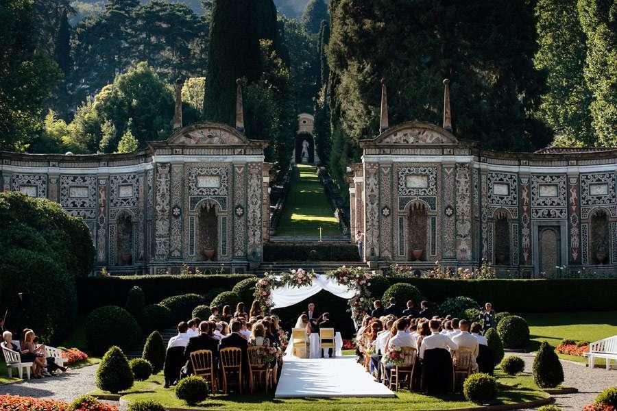 Villa d'Este sul Lago di Como