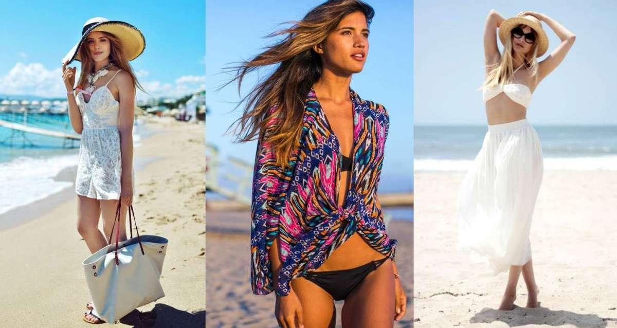 Accessori di moda mare per i look da spiaggia