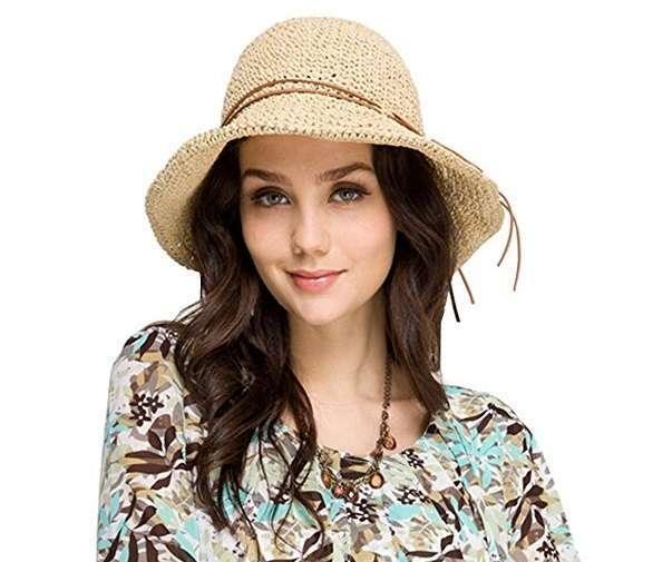 Cappello di paglia Urban GoCo