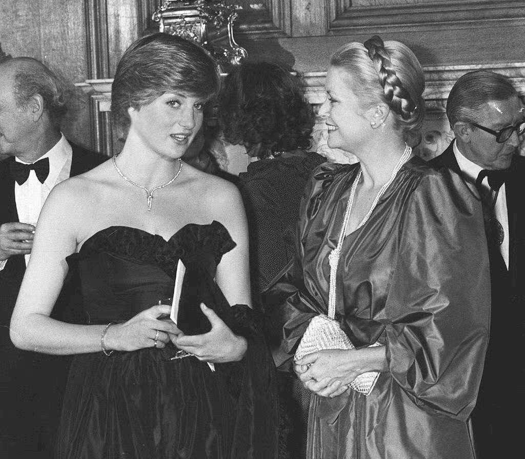 Lady Diana e Grace Kelly: l'atroce destino che le lega