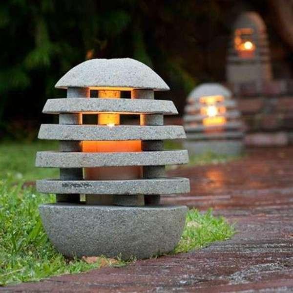 Lanterne zen