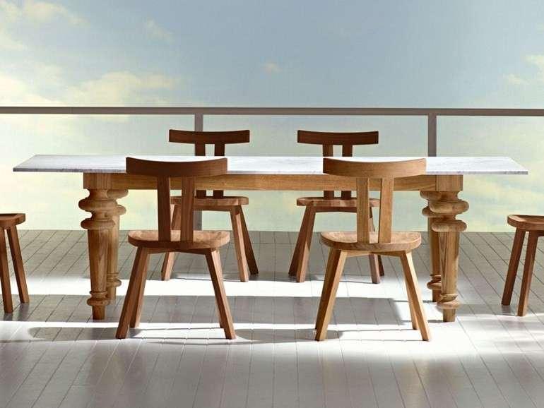 Tavolo classico Gervasoni