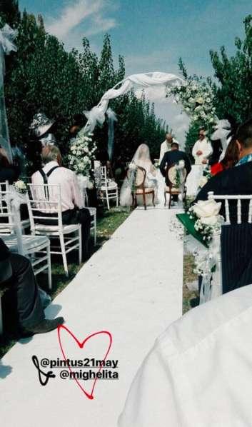 Angelo e Michela si sposano