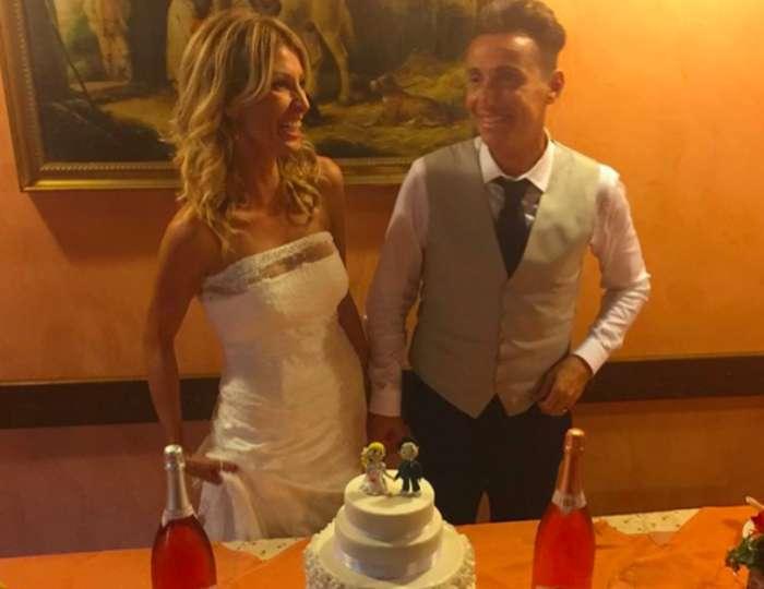Angelo Pintus e Michela Sturaro si sono sposati