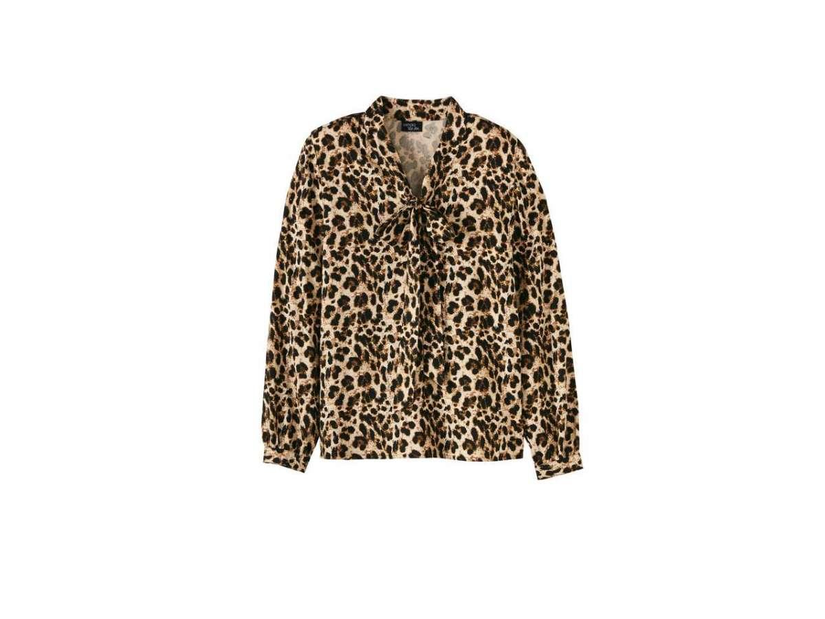 Camicia animalier Esmara by Heidi Klum