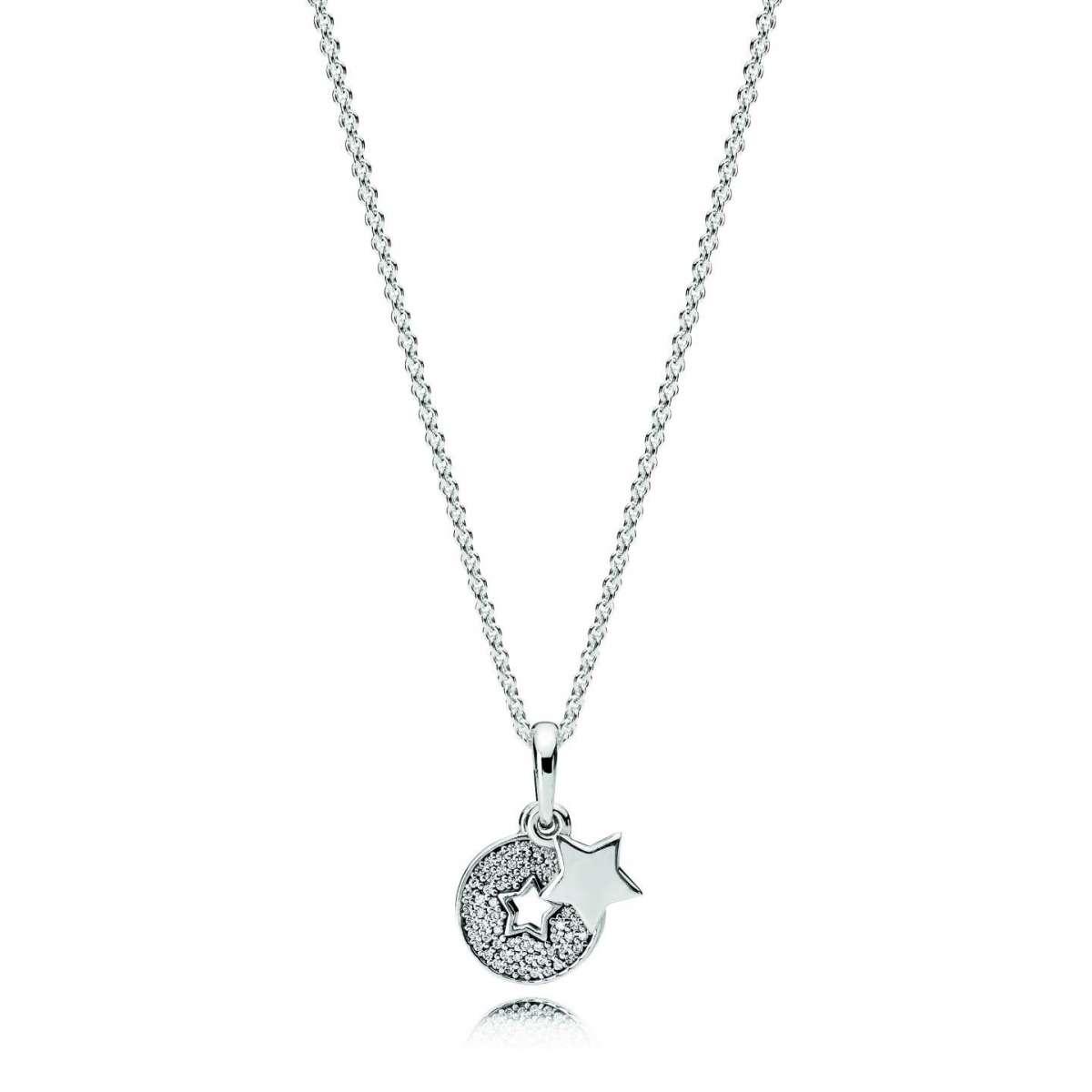 Collana in argento Pandora