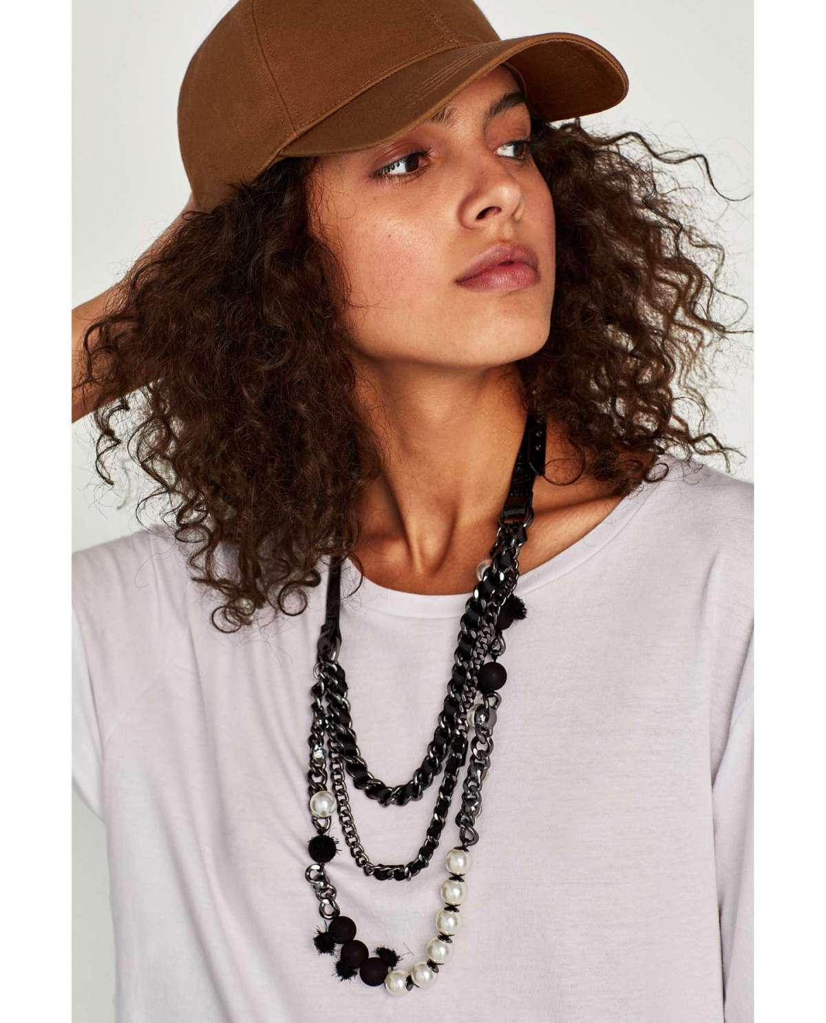 Collana lunga Zara
