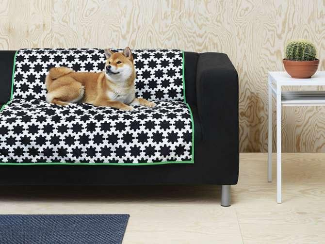 Coperta IKEA per cane