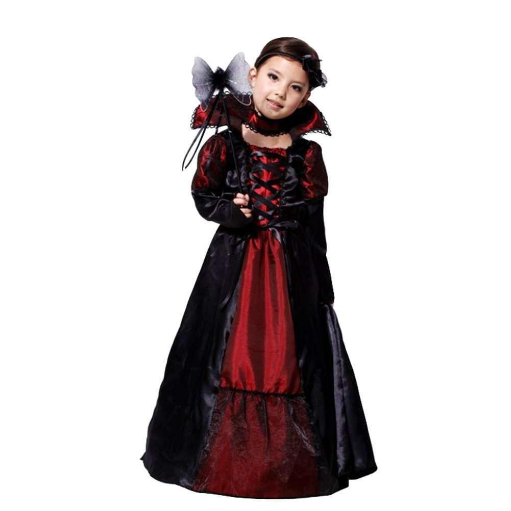Costume bambina da vampira
