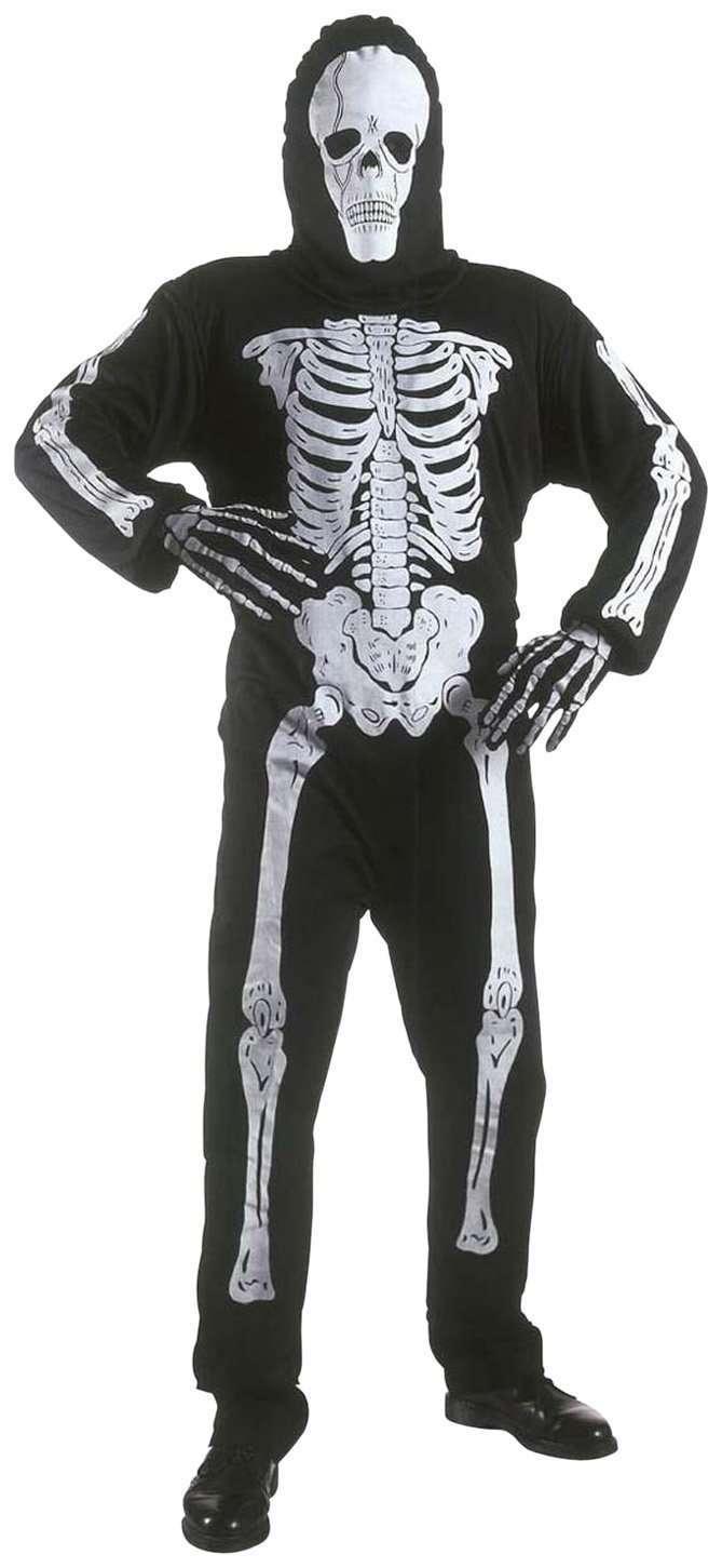 Costume da scheletro