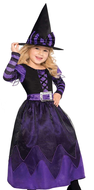 Costume da strega per bambine