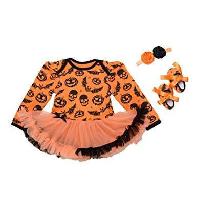 Costume per il primo Halloween