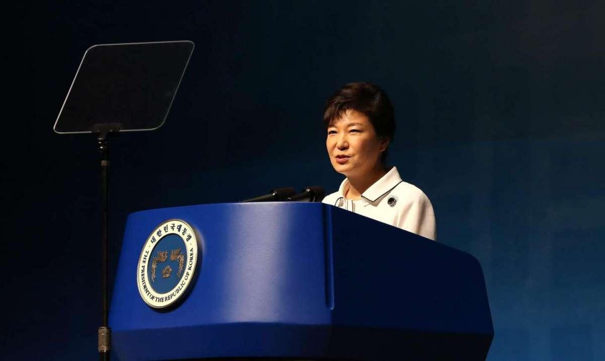 Dalla Corea del Sud, l'ex presidentessa Park Guen-Hye