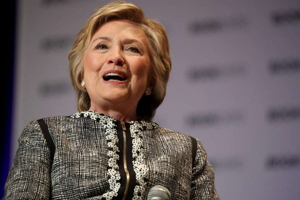 Hillary Clinton nella classifica di Forbes