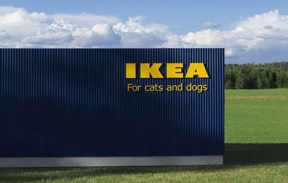 IKEA per gli animali con Lurvig