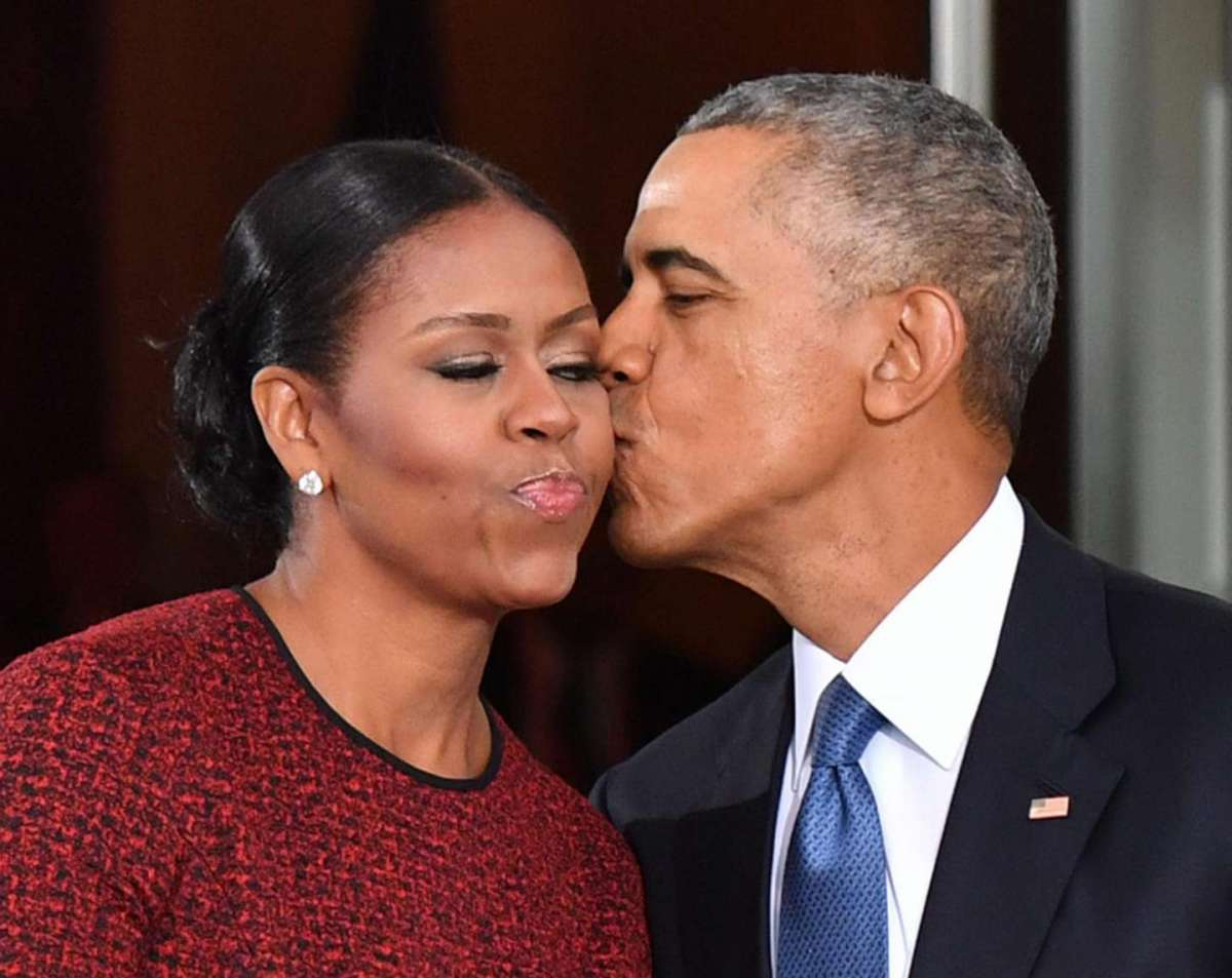 L'ex first lady Michelle Obama