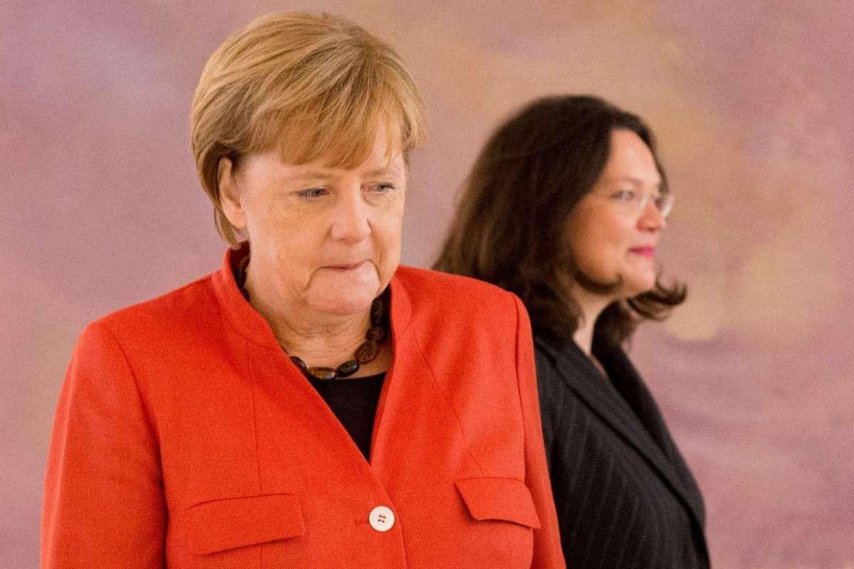 Le donne più potenti del mondo: ancora la Merkel