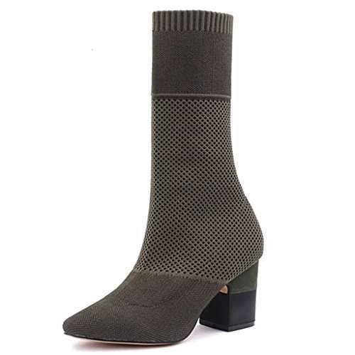 Stivali a calza LeiMingShoe