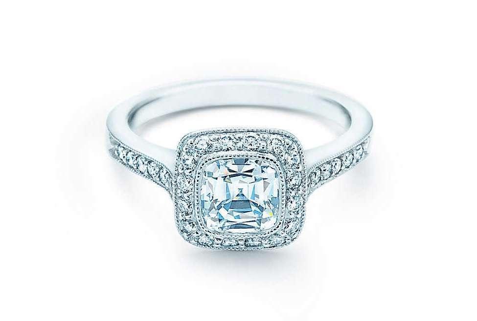 Anello di fidanzamento Tiffany Legacy