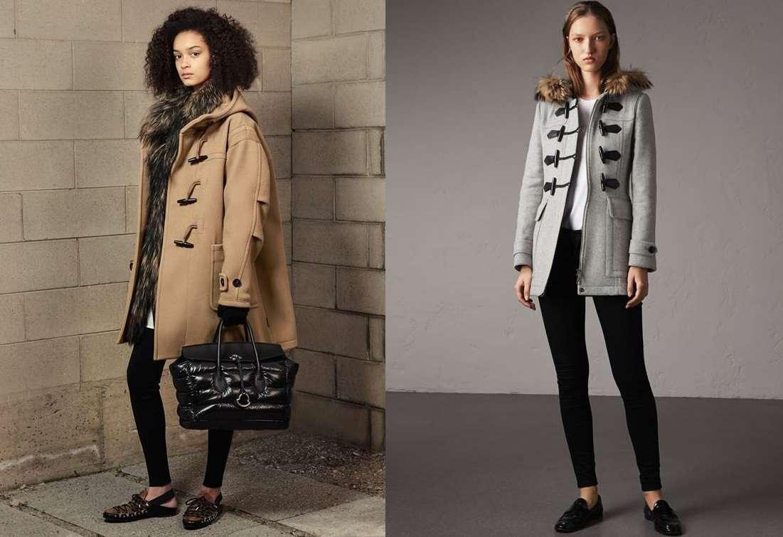 Cappotti montgomery da donna