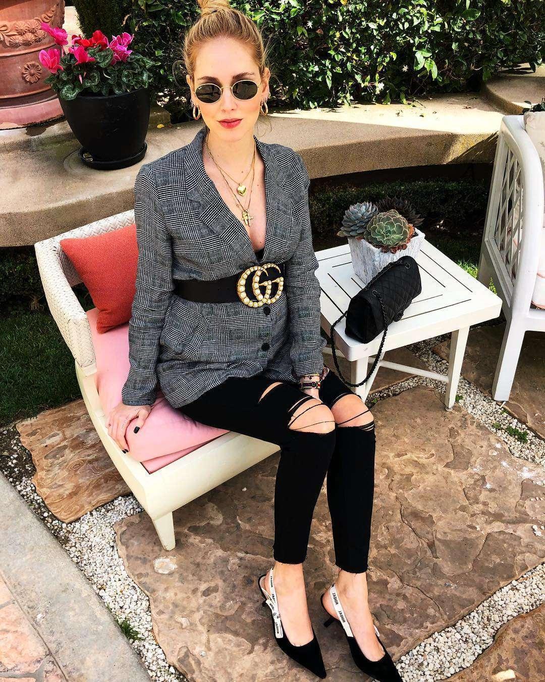 Chiara a Beverly Hills