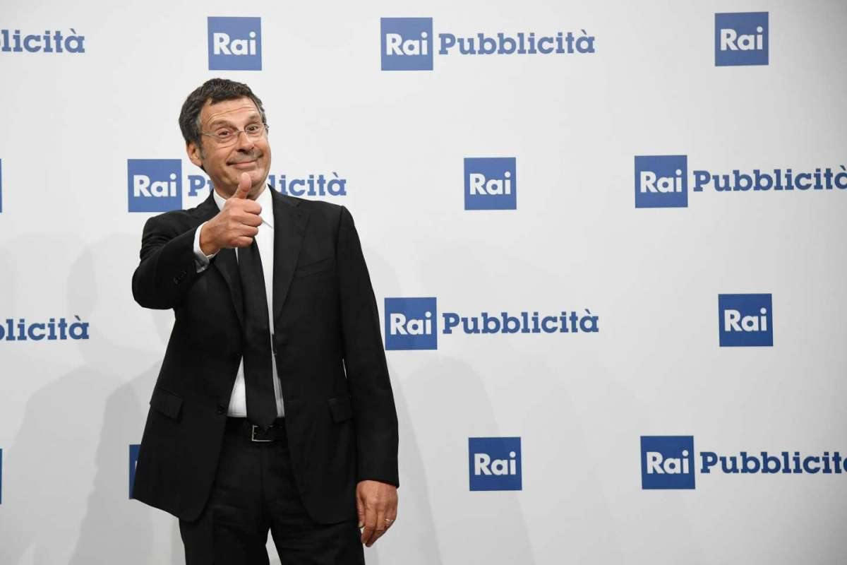 Fabrizio Frizzi, le foto del conduttore