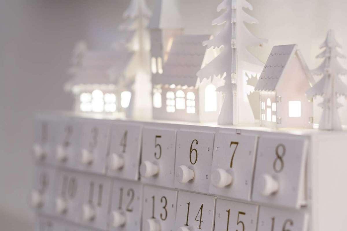 Fantastiche idee per fare un calendario dell'avvento