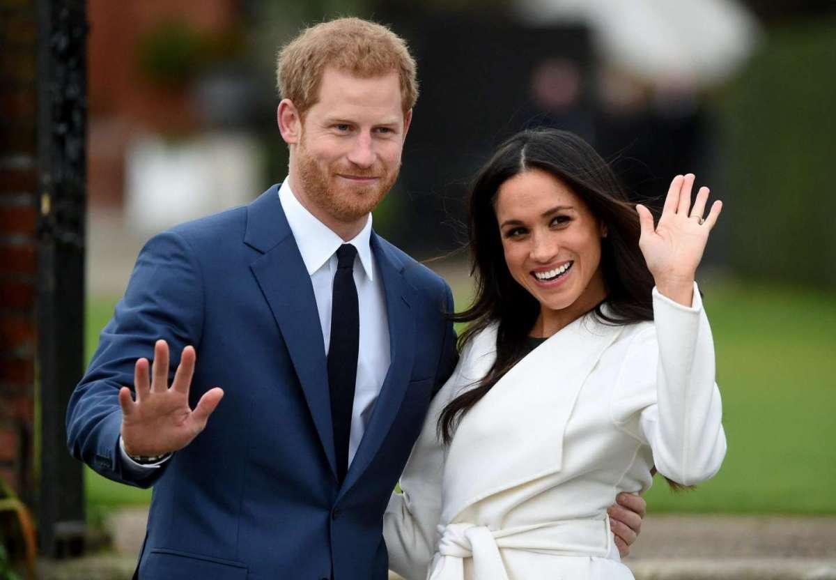 Il Principe Harry e Meghan Markle annunciano il fidanzamento