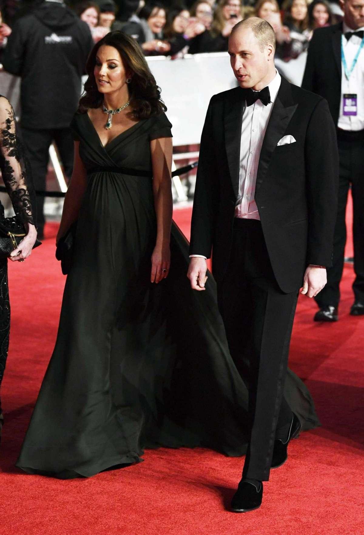 Kate Middleton, incinta e bellissima