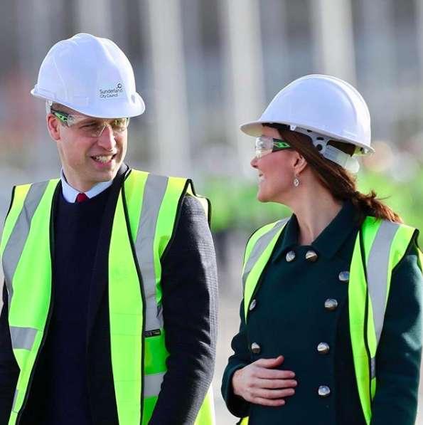 Kate Middleton incinta per la terza volta