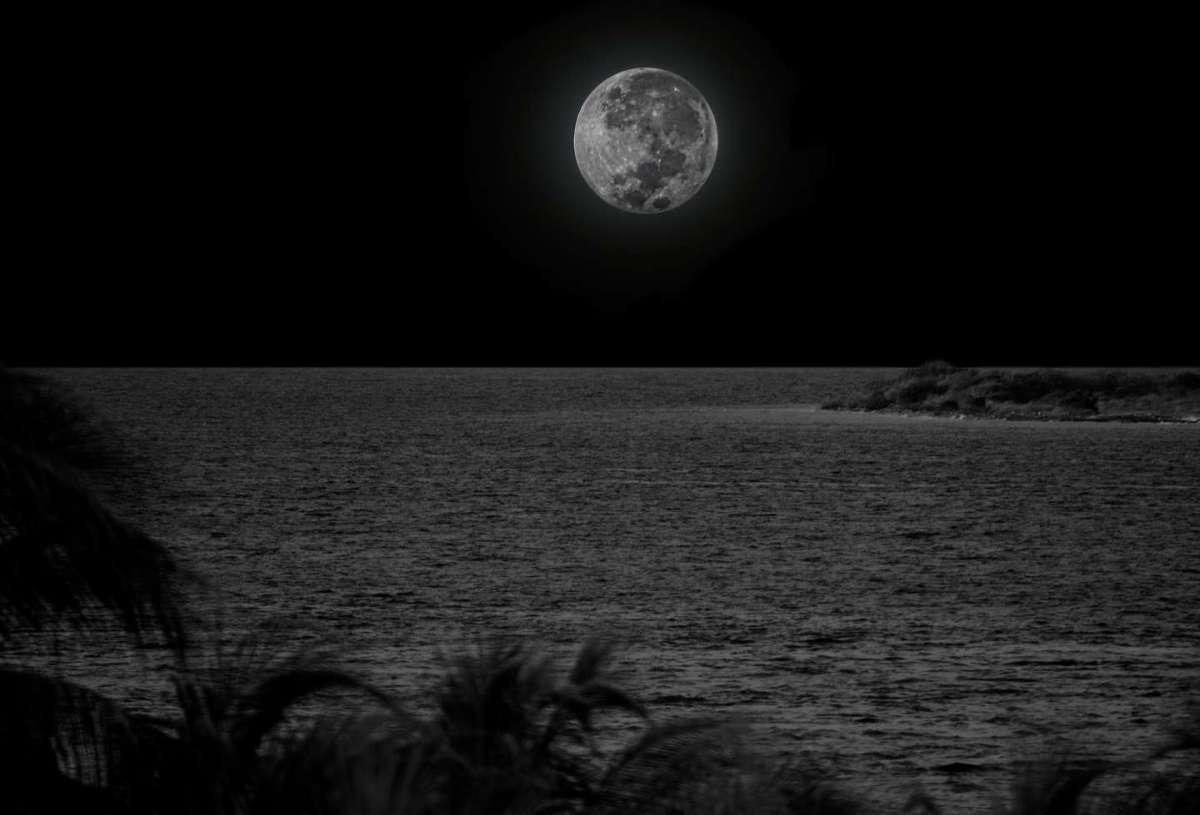 Luna fredda Caraibi