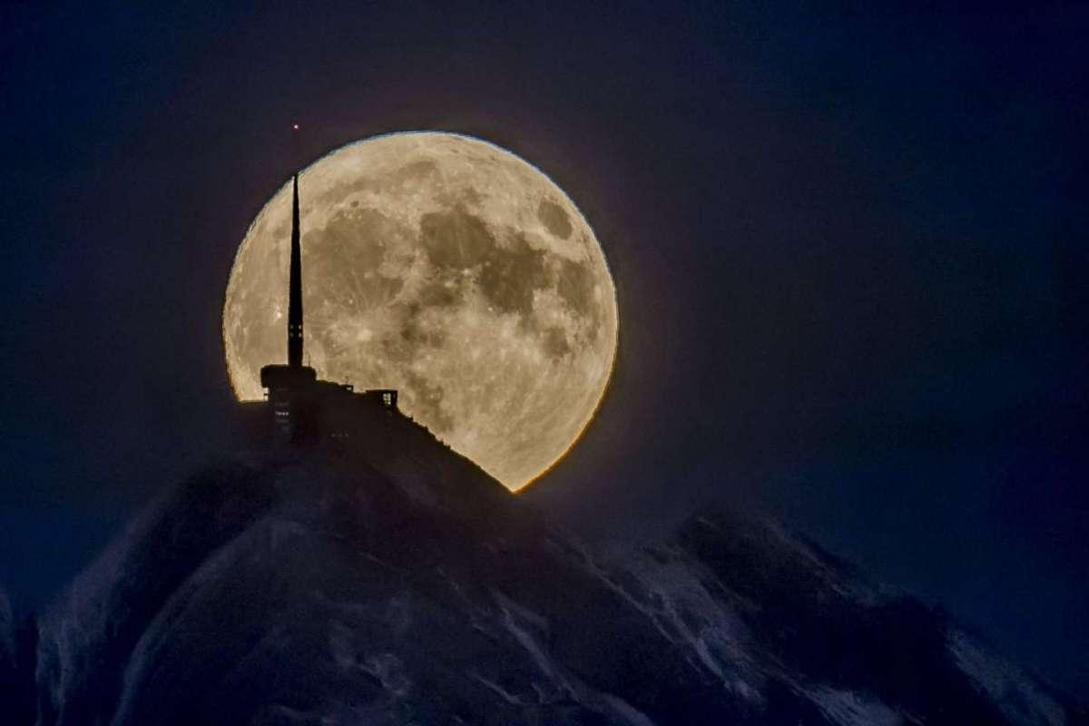 Luna fredda Svizzera