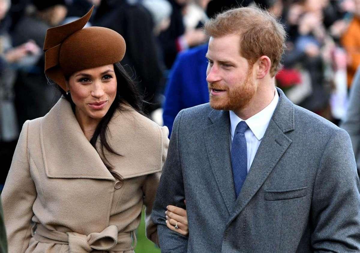 Il primo Natale di Meghan Markle con la Regina Elisabetta
