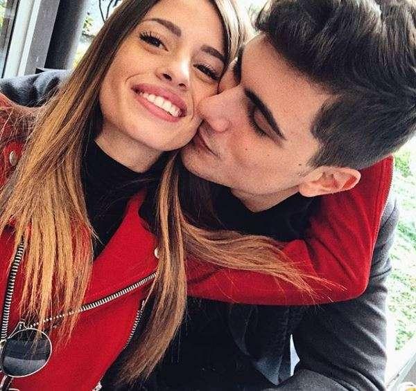 Chiara e il fidanzato