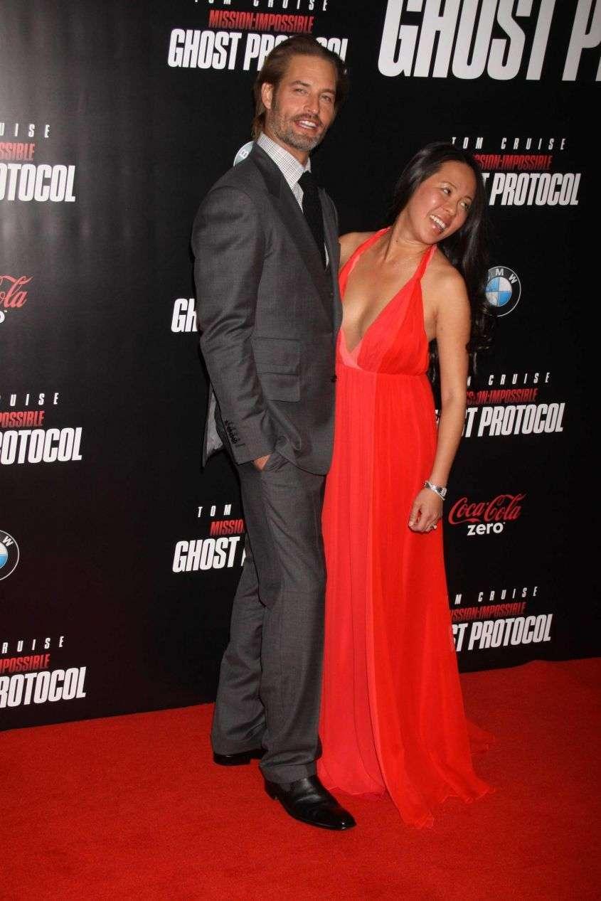 Josh Holloway e Yessica Kumala